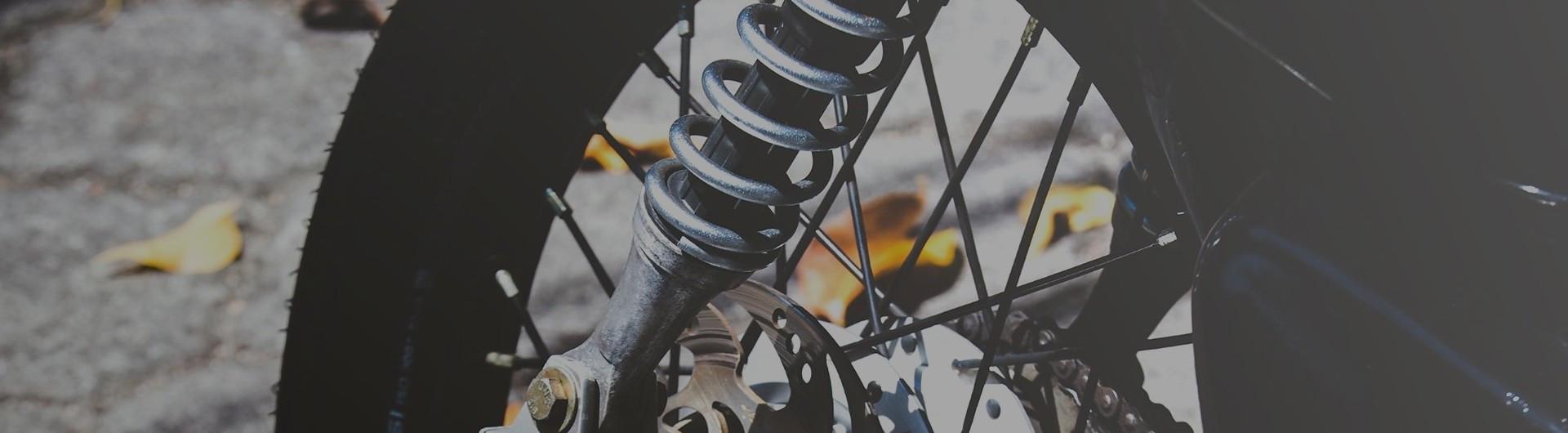 Motoczęści24h - Układ zawieszenia